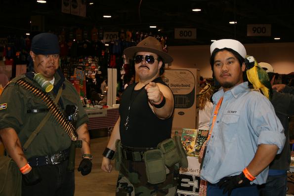 lbcc 2010 1 Long Beach Comic Con Pics & Report