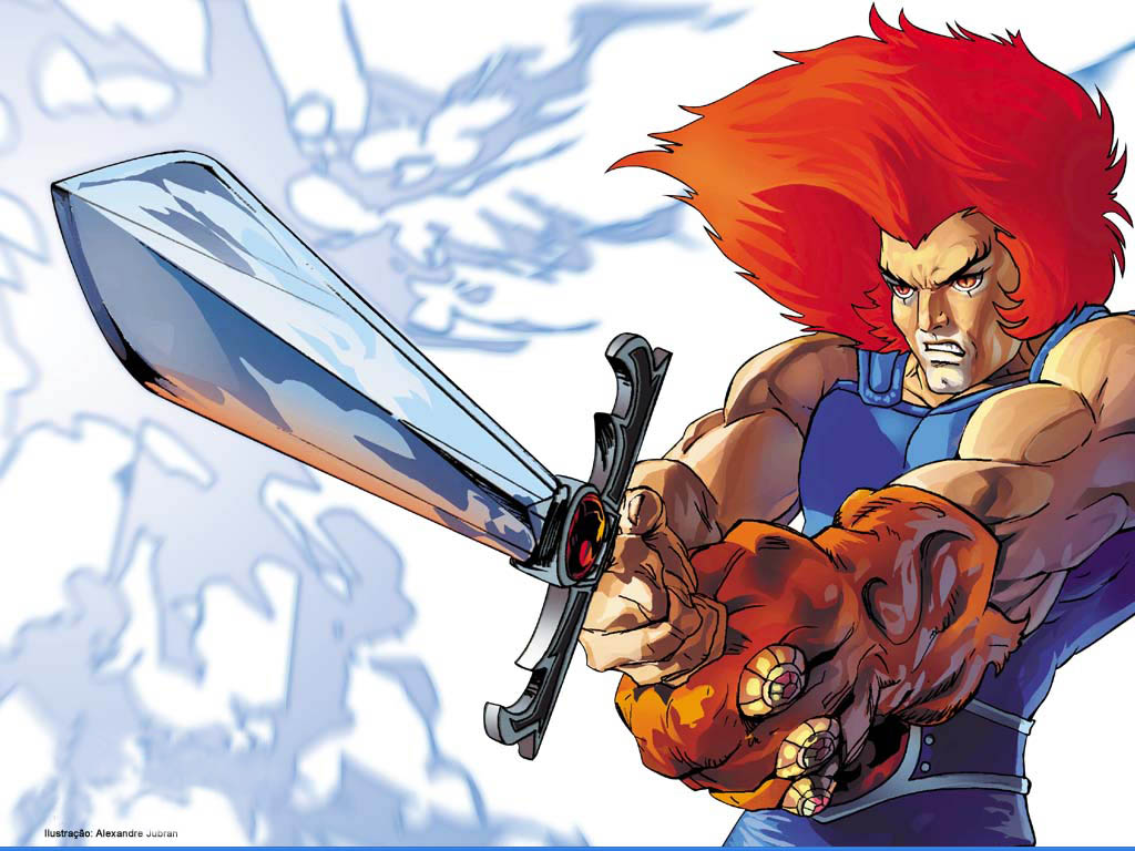 Thundercats To Debut 2011