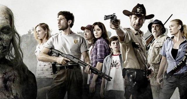 walking dead Walking Dead Set For 2nd Season
