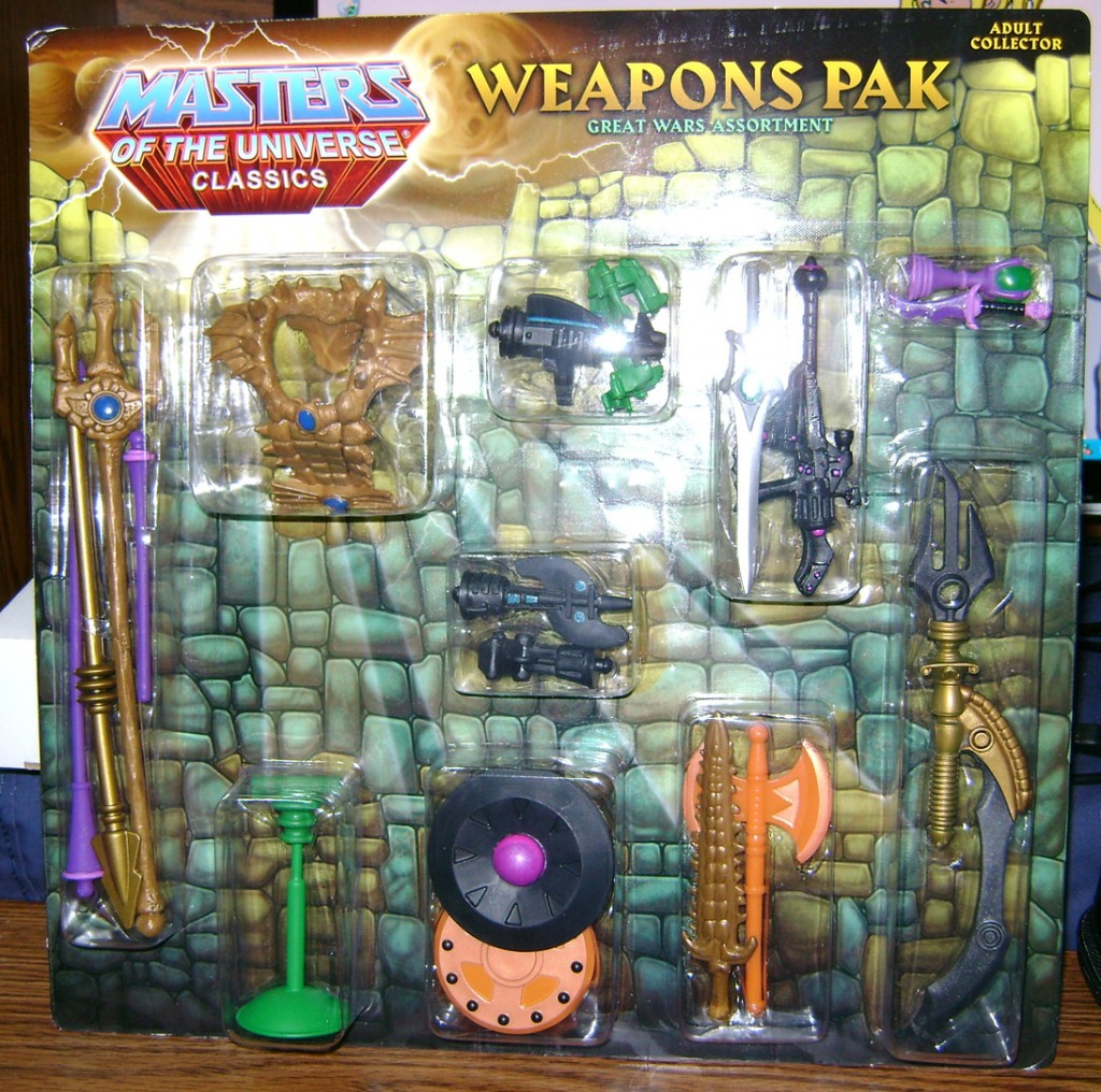 wep1 1024x1016 Radical Collectable: Great Wars Weapons Pak!