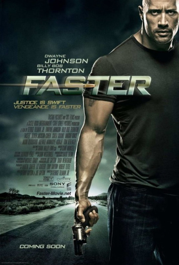 Faster Poster1 Movie Review: Faster