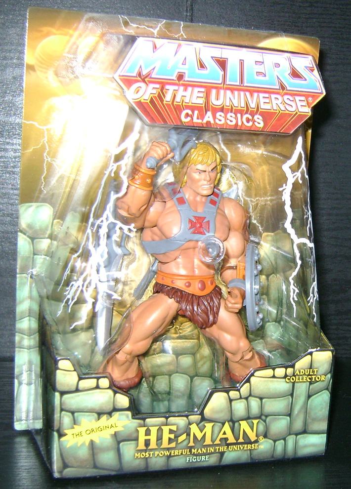 HeMan 1 Totally Bitchin Toys: Skeletor And He Man!
