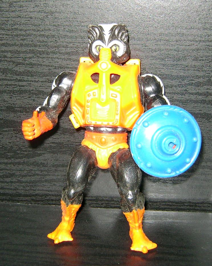 Stink 1 Vintage Toy: Stinkor!