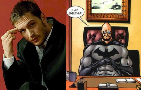 Tom Hardy Hugo Strange Dark Knight Rises Hugo Strange in The Dark Knight Rises?