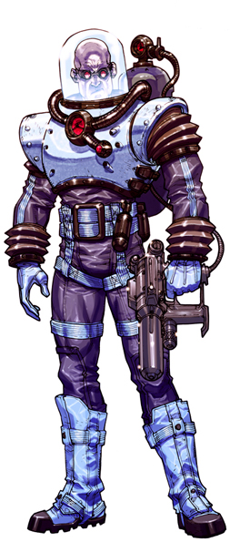 arkham   mr  freeze   bio image by chuckdee d358zqv Amazing Concept Art For Arkham Asylum