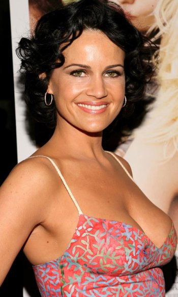 carla gugino dress The Sexy Girls Of Sucker Punch