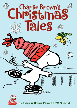 charlie brown DVD Review: Charlie Browns Christmas Tales