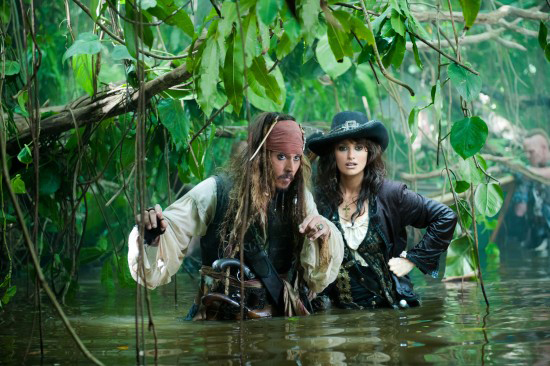 pirates Caribbean On Stranger Rob Marshall Talks POTC: On Stranger Tides