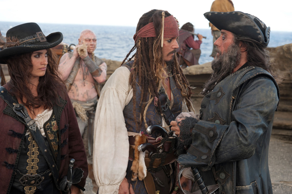 potc4 3 POTC: On Stranger Tides Trailer Has Zombies And Mermaids