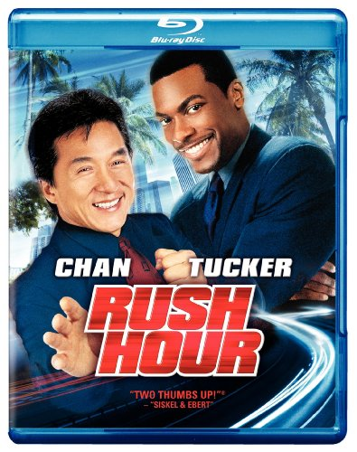rushhour Blu Ray Review: Rush Hour