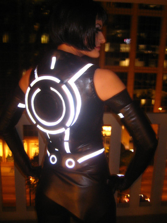 4983286320 d474e6da30 b Sexy And Awesome Quorra Cosplayer From Tron Legacy