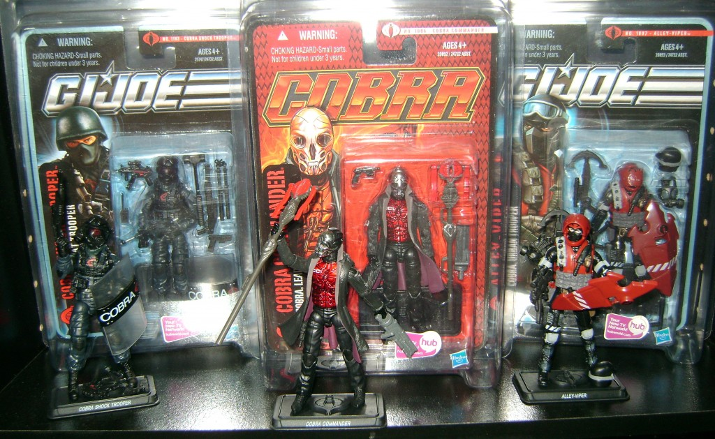 CST CC AV 1024x629 G.I. Joe: The Pursuit Of Cobra...Figures!