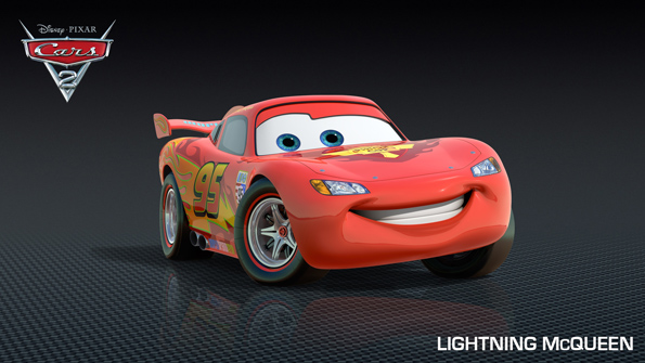Lightning McQueen Cars 2 Profile Pics Includes Lightning McQueen