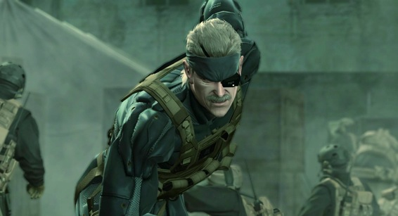 Metal Gear Solid Metal Gear Solid Trilogy Coming TO PS3 In HD Glory