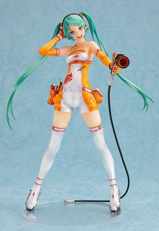 Racing Miku 3 Racing Miku: The Sexy Vocaloid!