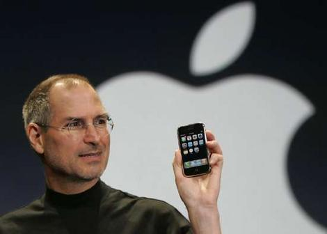 Steve Jobs to Drop the Bomb on the iPhone Apple Reports Record $6 Billion Net Profit