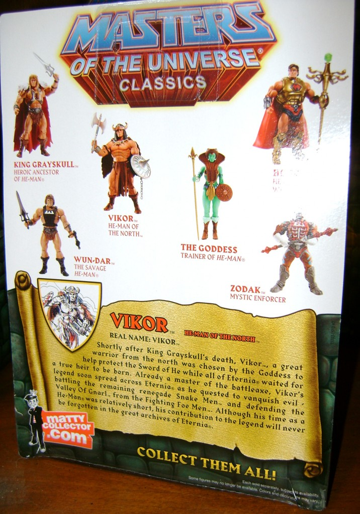 Vik 2 716x1024 Matty Script: Jan  Vikor & The Goddess!