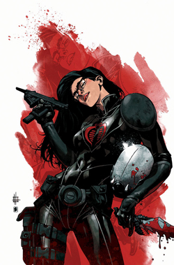 baroness Main G.I. Joe Character Killed