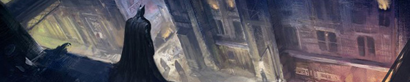 batmanart3 thumb Batman: Arkham City Gameplay Trailer