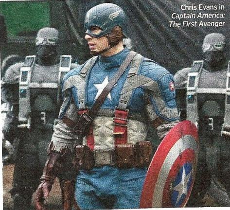 cap Captain America New Image