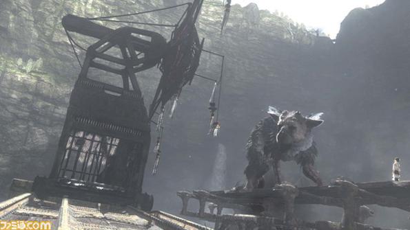 last guardian new screens Breathtaking Last Guardian Trailer From Team Ico