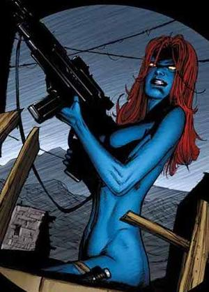 lawrence mystique4 The Babes Of X Men: First Class
