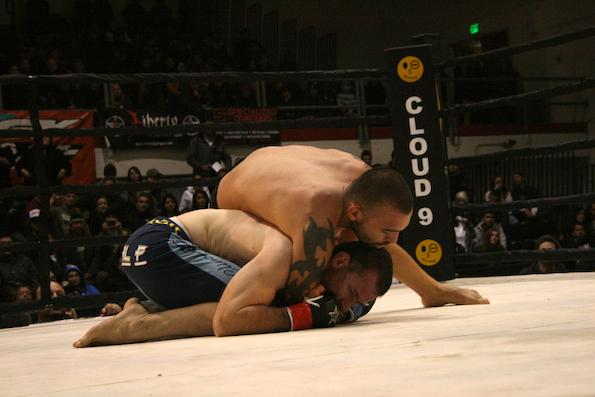 lbfn bautista Long Beach Fight Night 11 Results