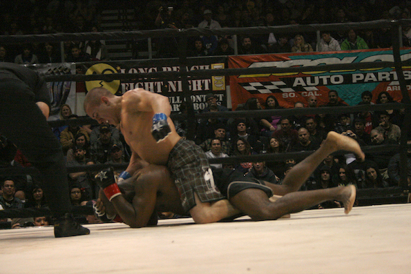 lbfn martinez Long Beach Fight Night 11 Results