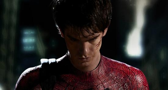spiderman Spider Man Set Action Footage