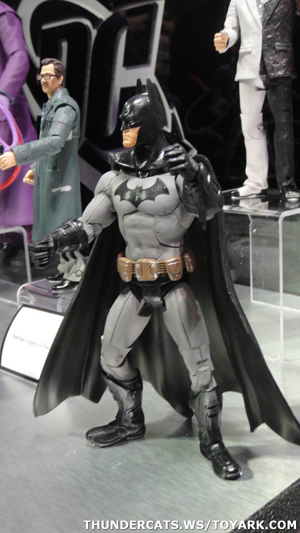 3 Yay! New Batman Line From Mattel