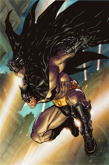 ArkhamCity1cover Batman: Arkham City Comic Book To Coincide With Video Game