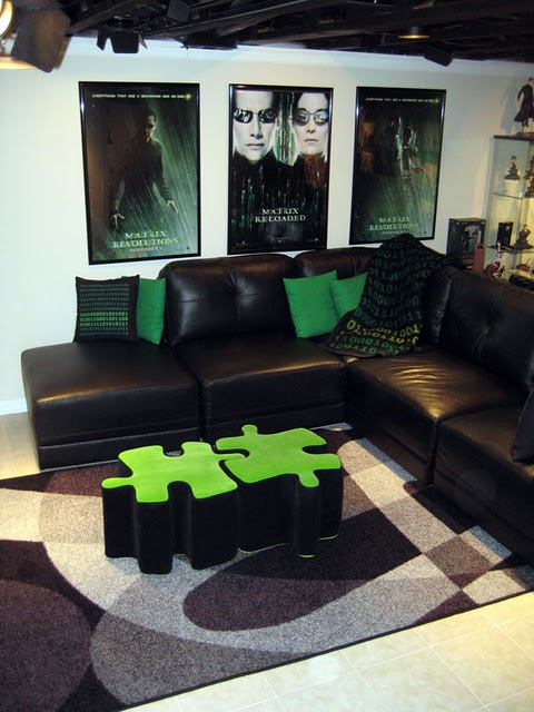 Basement 04 Incredible Riddler Man Room And More