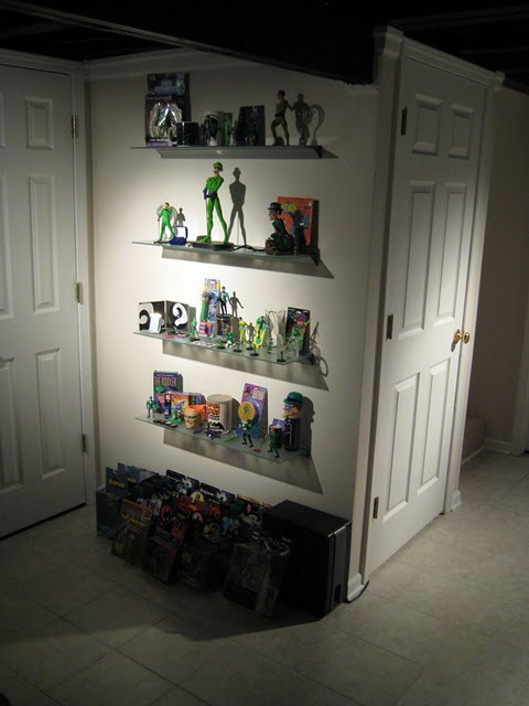 Basement 10 Incredible Riddler Man Room And More