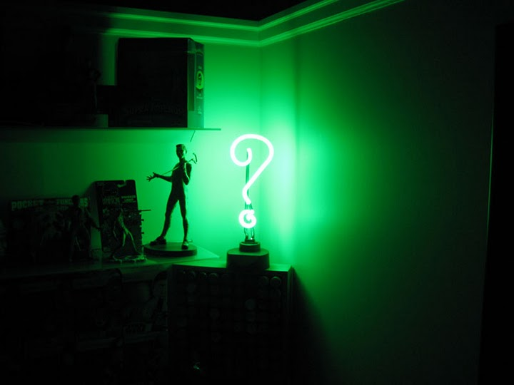 Basement 12 Incredible Riddler Man Room And More