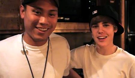 Jon Chu Justin Bieber Oh No! Jon Chu Might Direct G.I. Joe Sequel