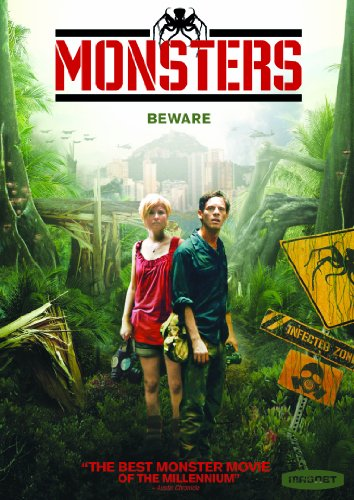 Monsters DVD DVD Review: Monsters