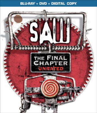 SAW Cover Blu ray Review: SAW: The Final Chapter