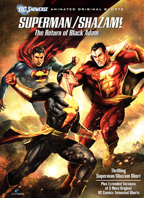Superman shazam Must Watch Netflix Stream: Superman/Shazam!: The Return of Black Adam