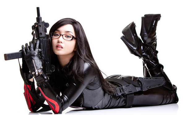 The Baroness 4 Sexy Baroness Cosplayer: Alodia Gosiengfiao