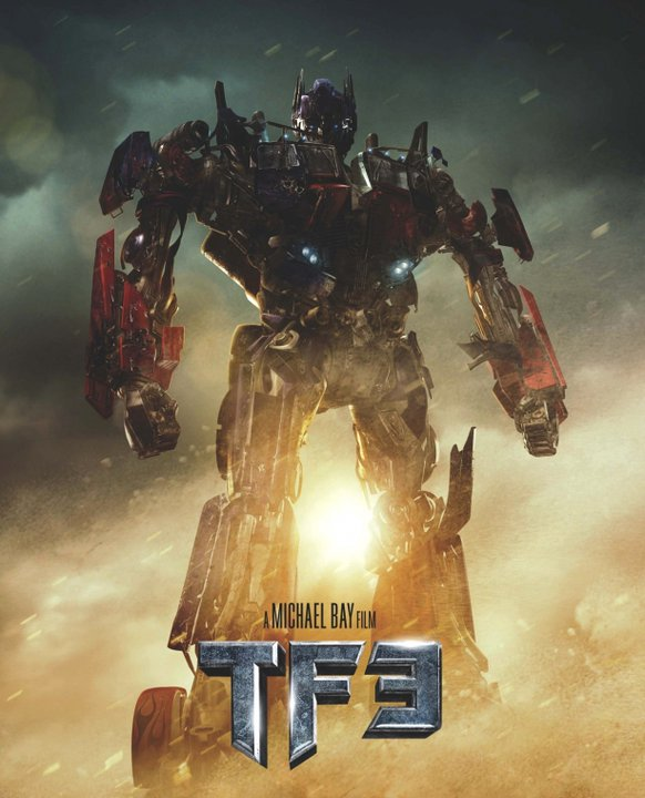 Transformers 3 Dark of the Moon Teaser Poster Clear 1291759448 New Transformers Dark Of The Moon TV Spot