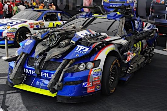 Transformers01jpg TRANSFORMERS At The Daytona 500