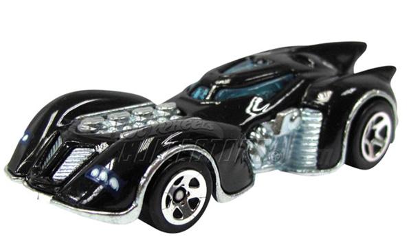 arkham batmobile Hot Wheels Arkham Asylum Batmobile
