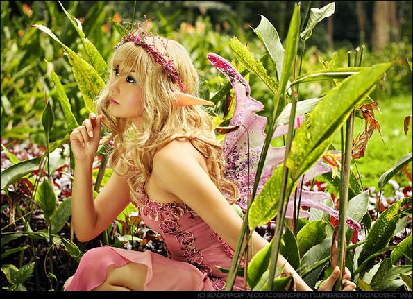 fairy5 Sexy Baroness Cosplayer: Alodia Gosiengfiao