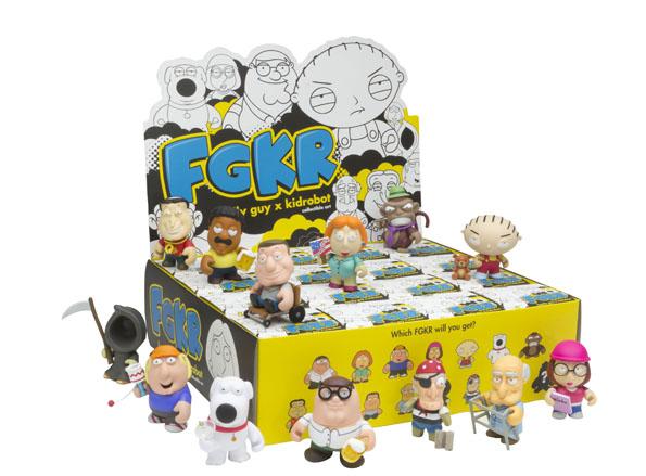family guy 11 Kidrobot Releases Family Guy and Dievas Feb 17