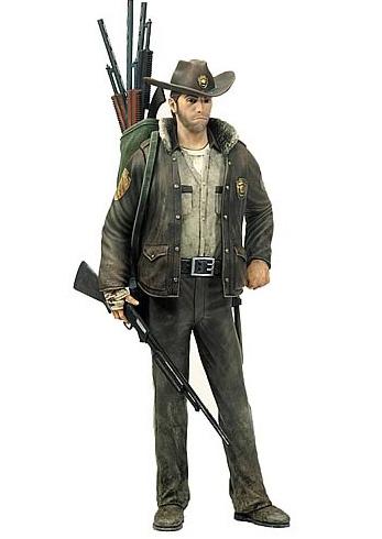 walkingdead rickgrimes Pics Of Walking Dead Toys From McFarlane