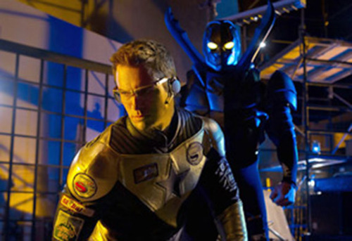 Booster Gold Exclusive First Look: Booster Gold Comes to Smallville