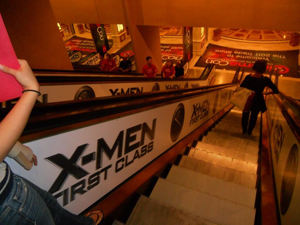 DSCN0466 1024x768 CinemaCon 2011 at Caesars Palace, Las Vegas