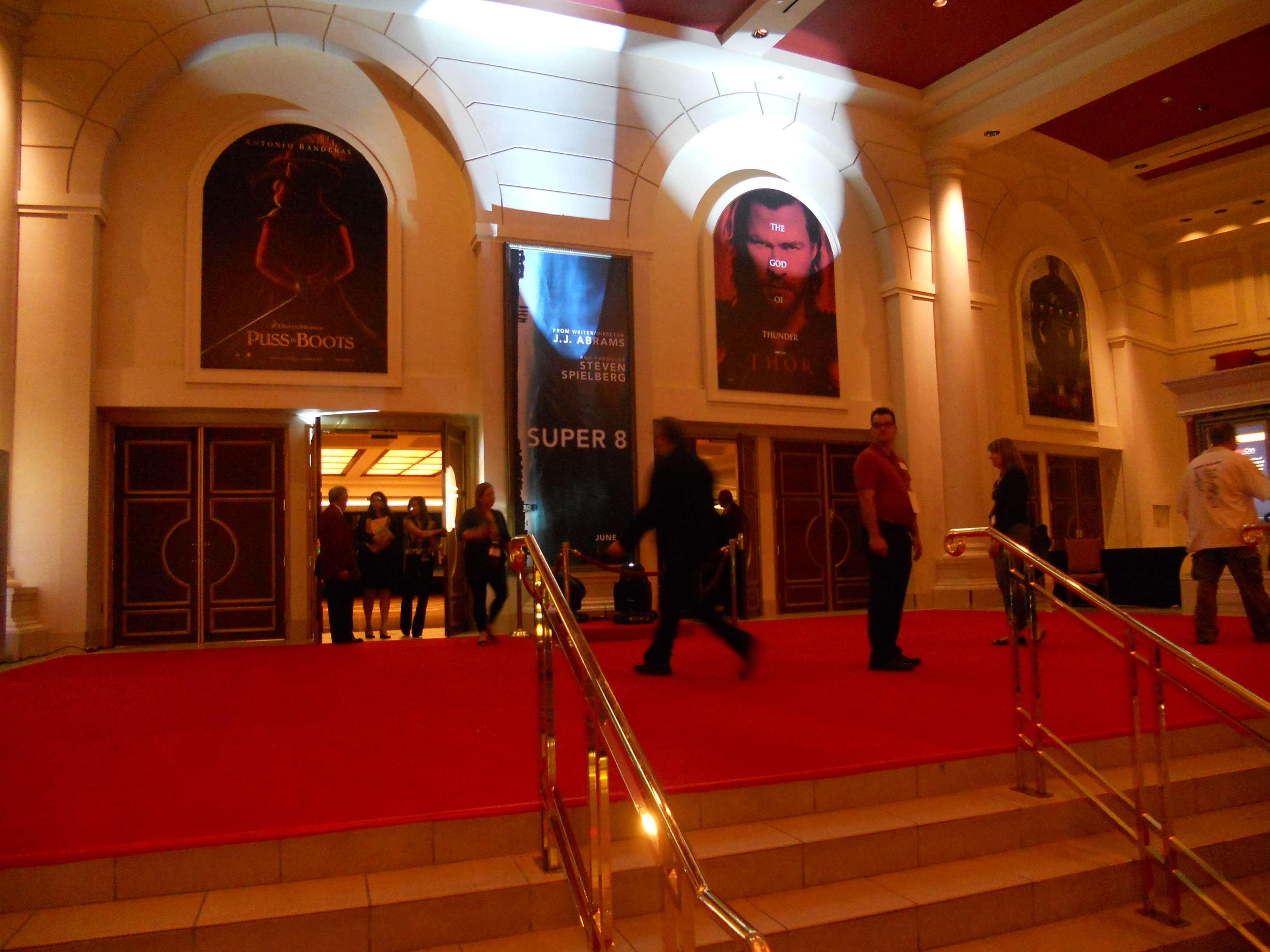 DSCN04681 CinemaCon 2011 at Caesars Palace, Las Vegas