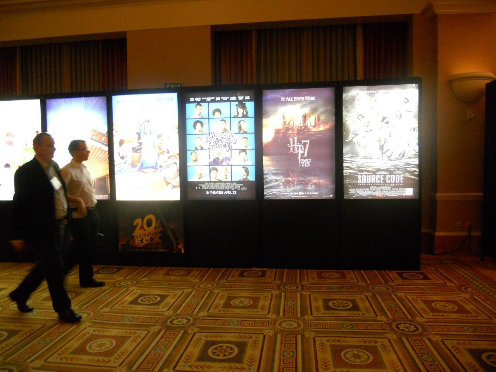 DSCN0475 CinemaCon 2011 at Caesars Palace, Las Vegas