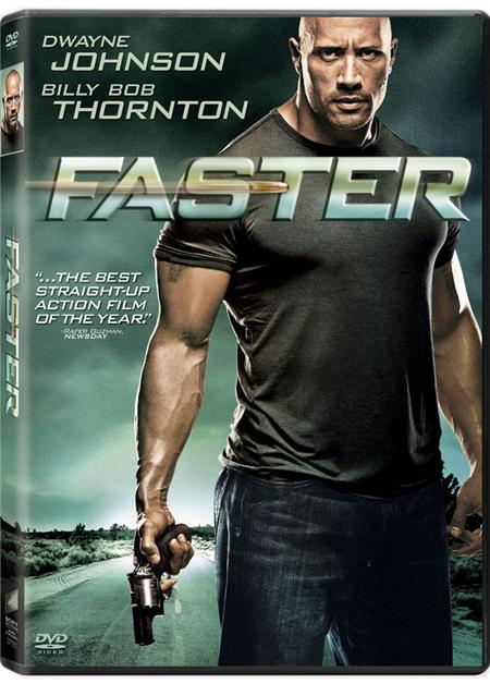 Faster DVD Cover1 DVD Review: Faster
